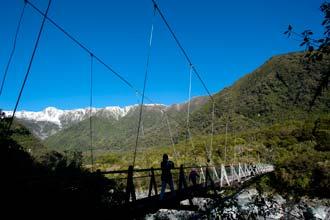 """""""Trail Chalet Lookout"""", """"Fox Glacier"""""""
