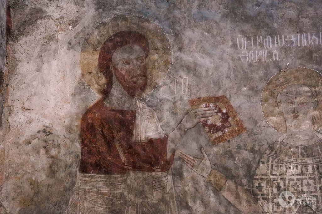 Frescos Dadivank