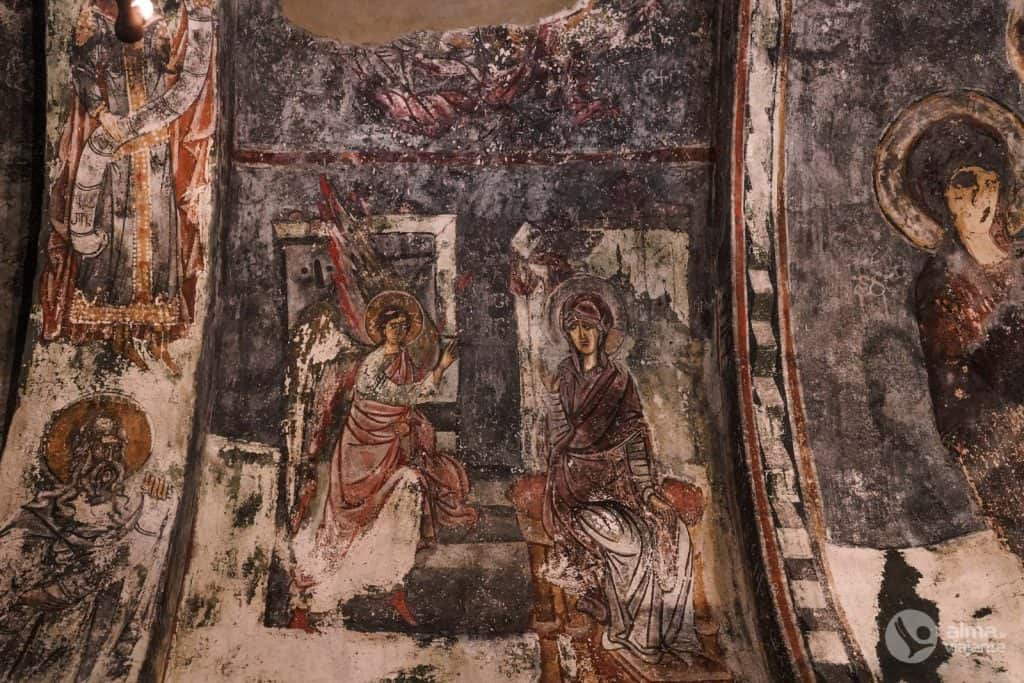 Frescos, Mestia