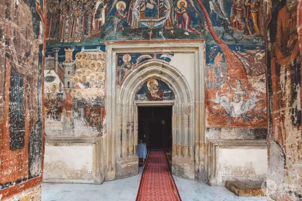 Mosteiro de Moldovita, Roménia
