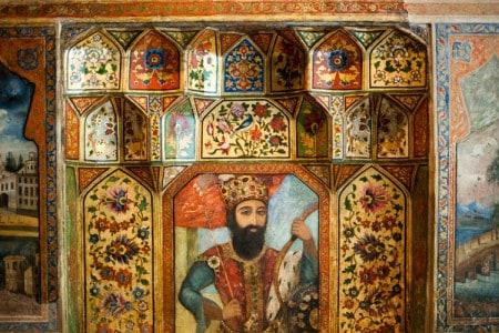 Palácio Golestan