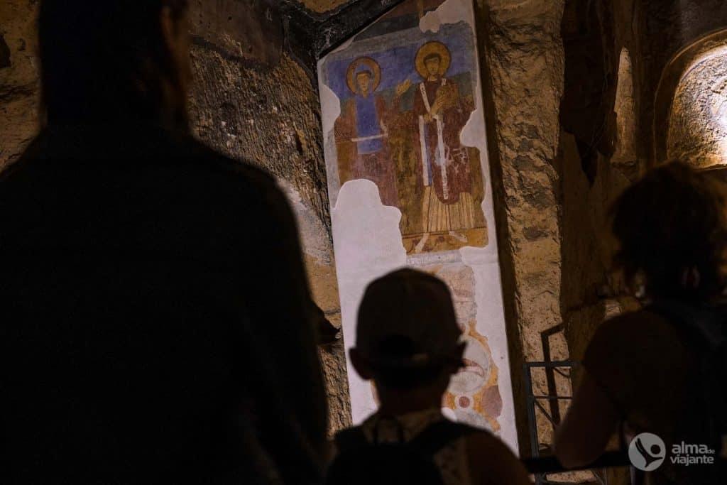 Catacombe di San Gennaro, Capodimonte