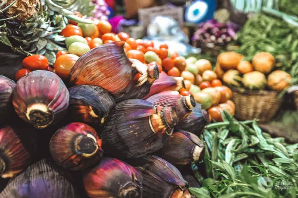 O que fazer em Nuwara Eliya: visitar o mercado