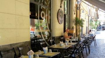 Heimsókn sicily: FUD Restaurant, Catania