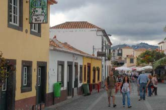 Cidade Velha do Funchal
