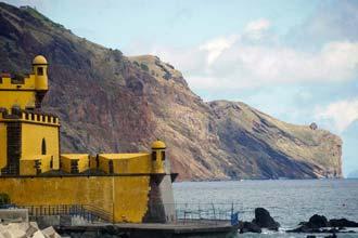 Forte de São Tiago, Funchal, ilha da Madeira