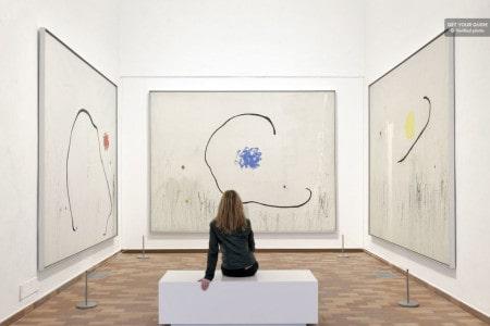 Melhores atrações de Barcelona: Fundação Joan Miró