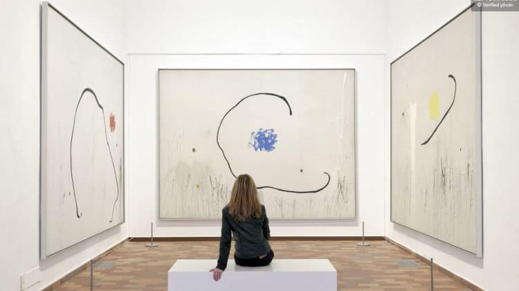 Top attraktioner i Barcelona: Joan Miró Foundation