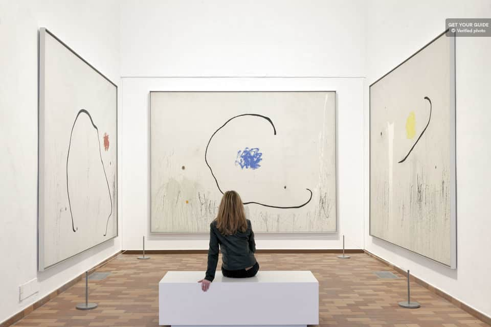 Top attractions in Barcelona: Joan Miró Foundation