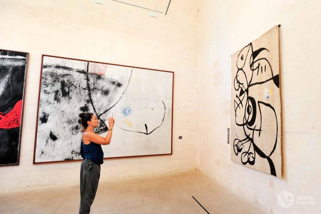 Exposição Miró nunca visto