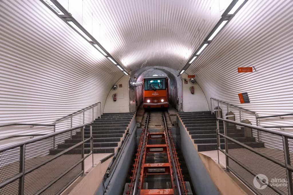 Funicular de Artxanda, Bilbau