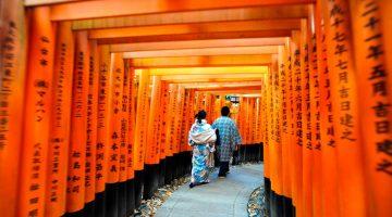 Os melhores templos de Kyoto