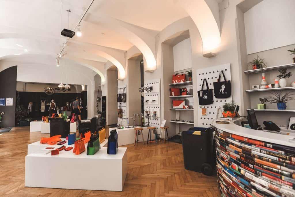 Kur įsigyti Vienoje: Garabage Store