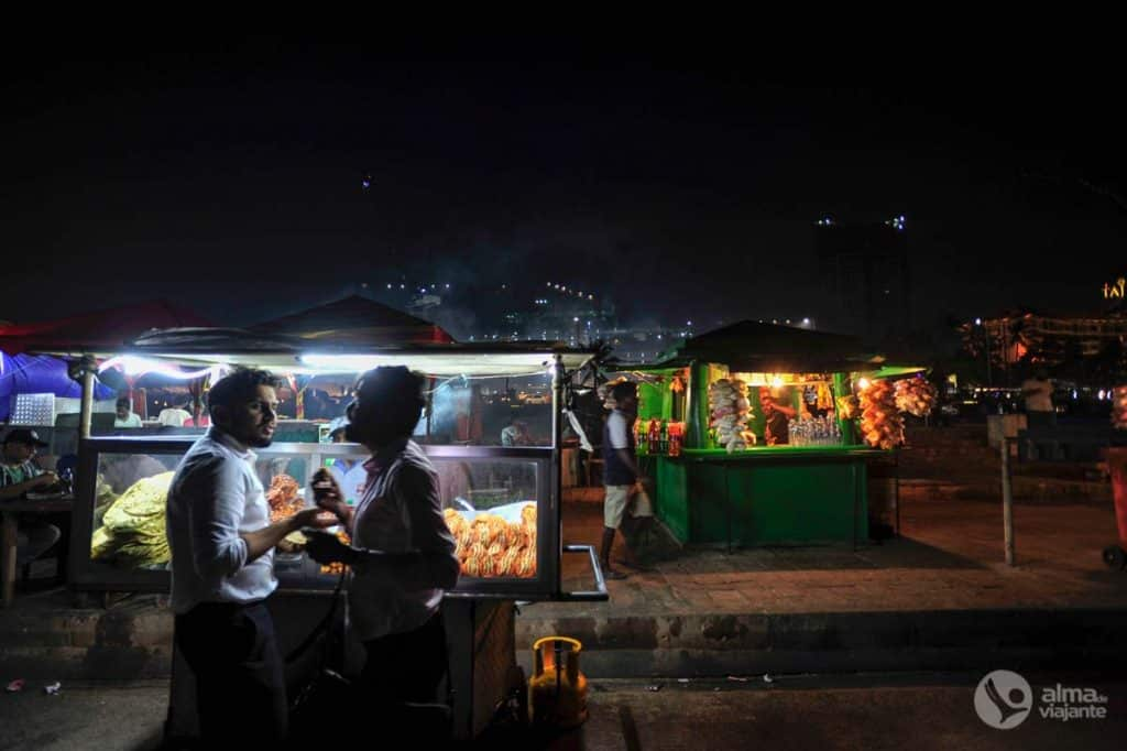 Visitar Colombo: Galle Green Face