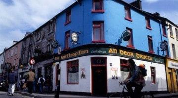 Galway, O Delírio da Cor