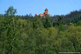 Castelo de Turaida, Letónia