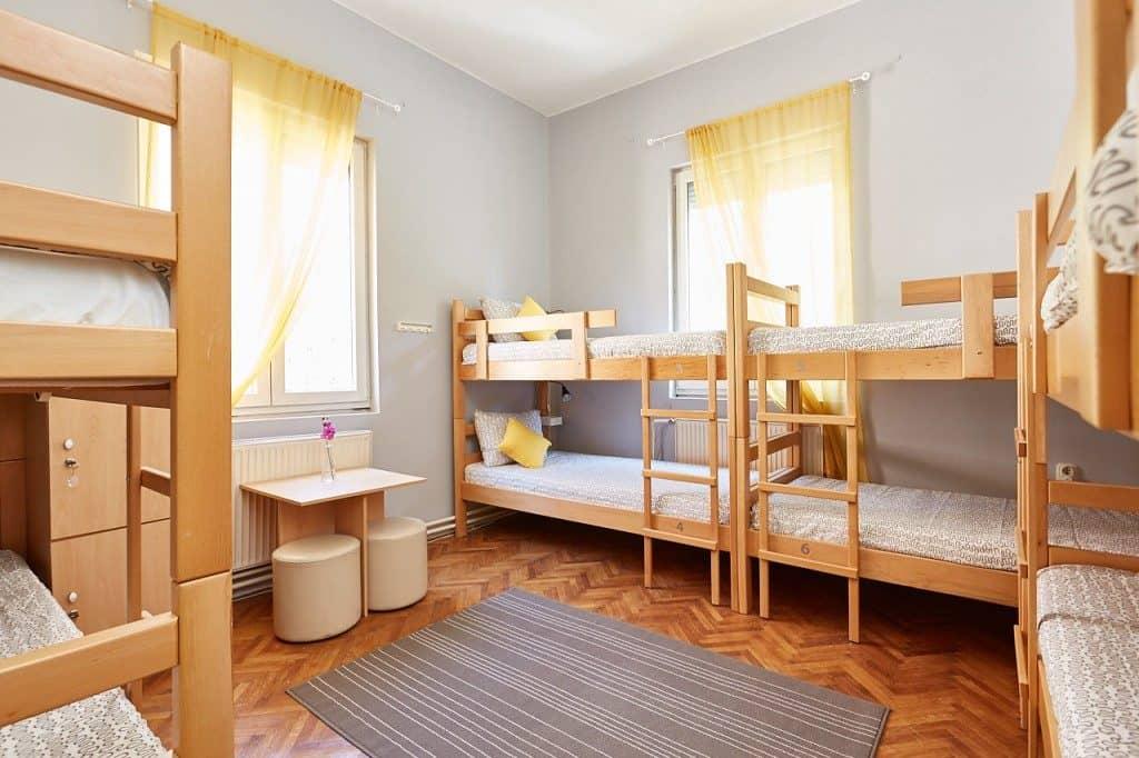 Hostel em Skopje