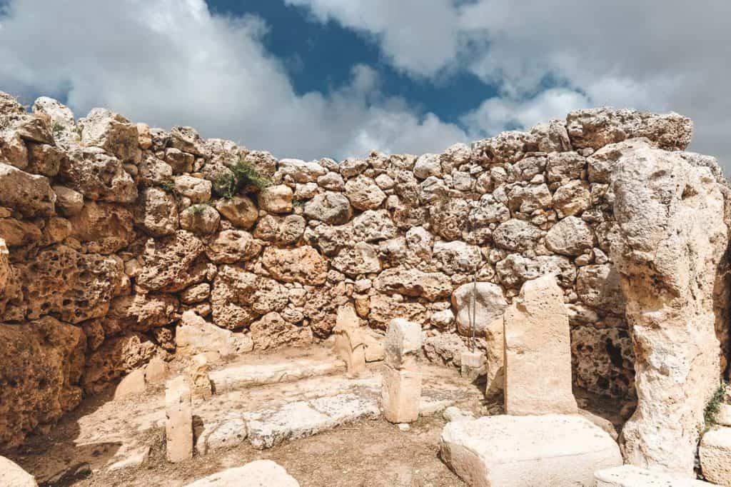 O que fazer em Gozo: visitar Ggantija