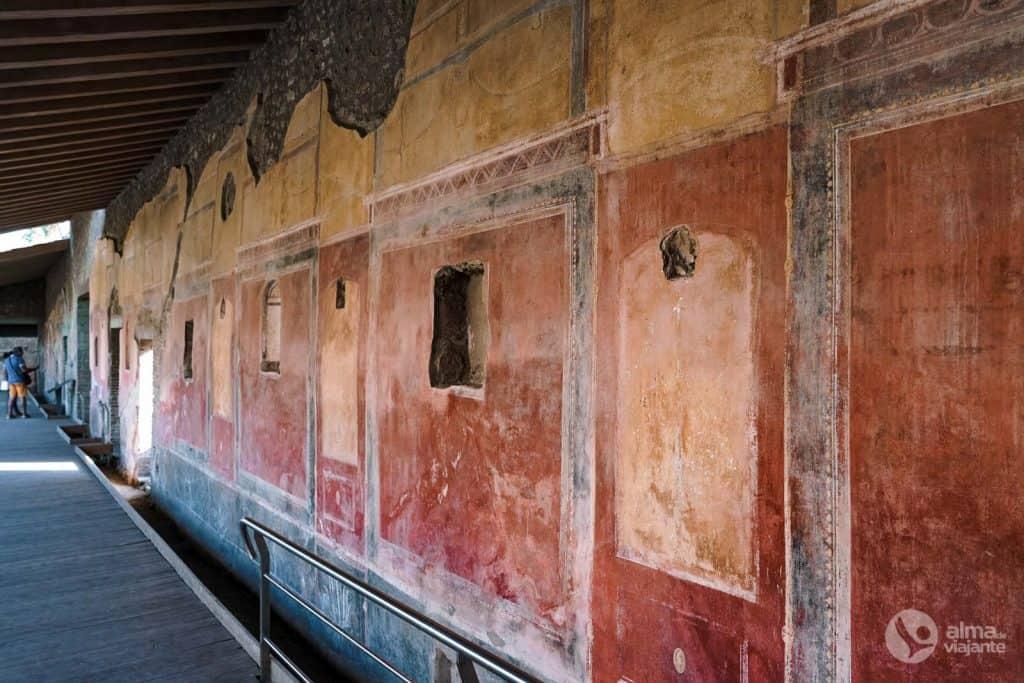 Giulia Felice, Pompeia