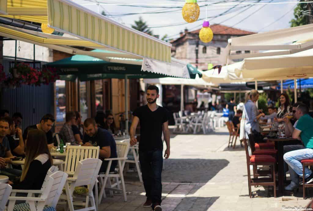 Bazar Gjakova, Kosovo
