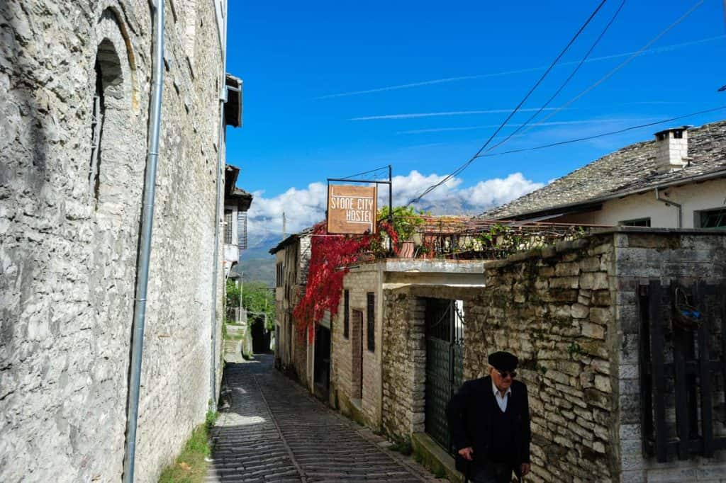Stone City Hostel, centro histórico de Gjirokaster