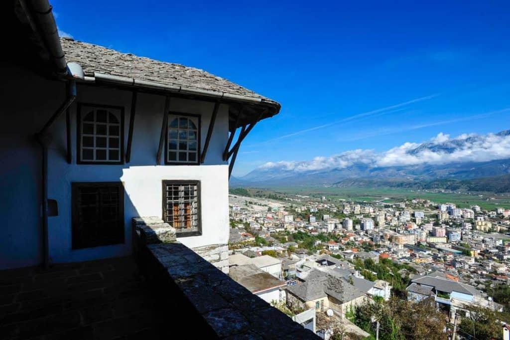 Zekate House, Gjirokaster