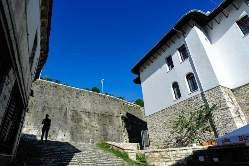 Centro histórico de Gjirokaster