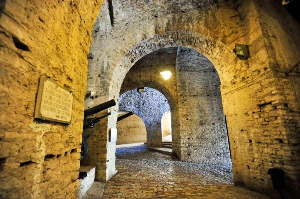 Castelo de Gjirokaster Albânia