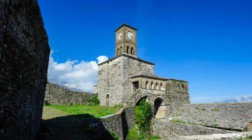 Gjirokaster, arquitetura Otomana em todo o seu esplendor