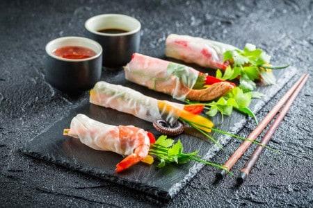 Goi Cuon - spring rolls Vietname