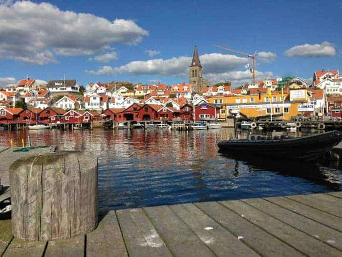 Viver em Gotemburgo