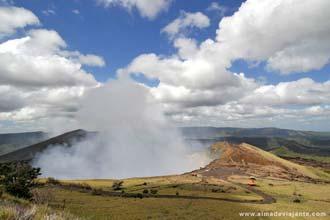 Vulcão Nindirí, Parque Nacional do Vulcão Masaya