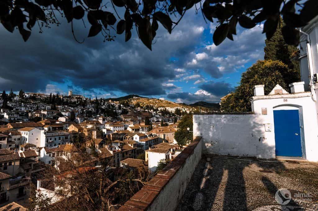 Ko redzēt Granadā: Miradouro da Churra