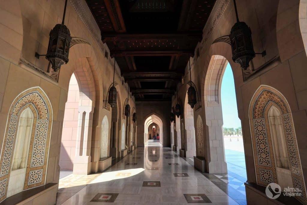 Mesquita Sultan Qaboos