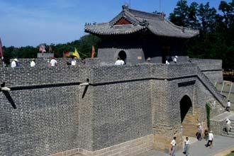 Shanhaiguan, Grande Muralha da China