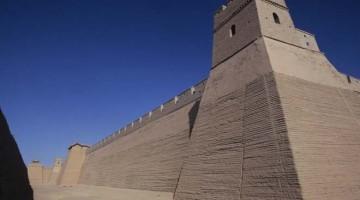 Grande Muralha da China, a serpente de pedra