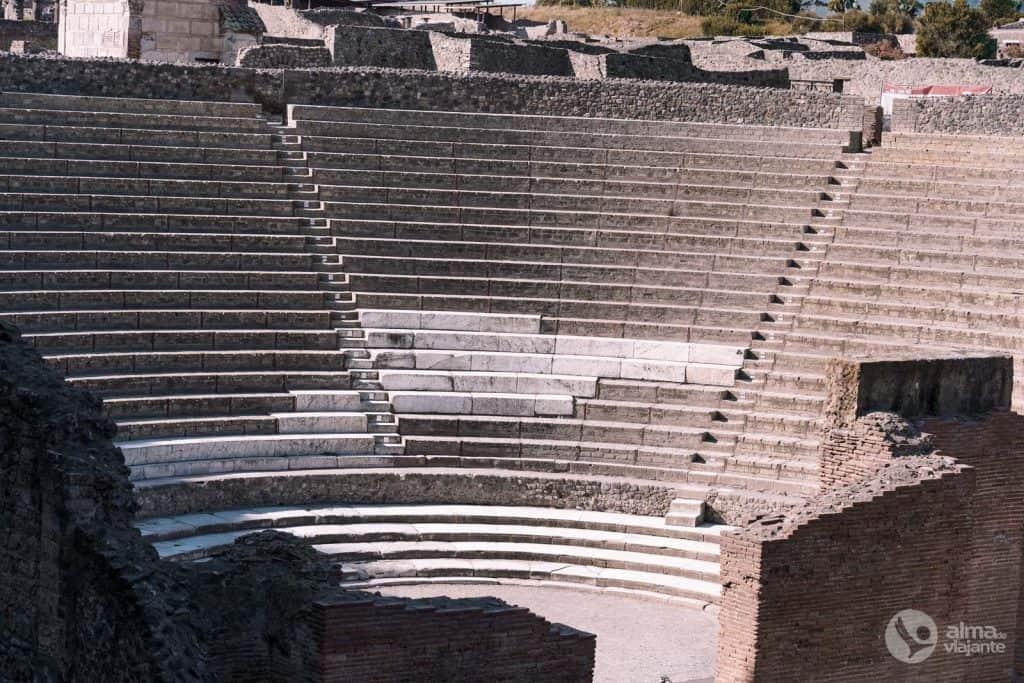 Teatro Grande, Pompeia
