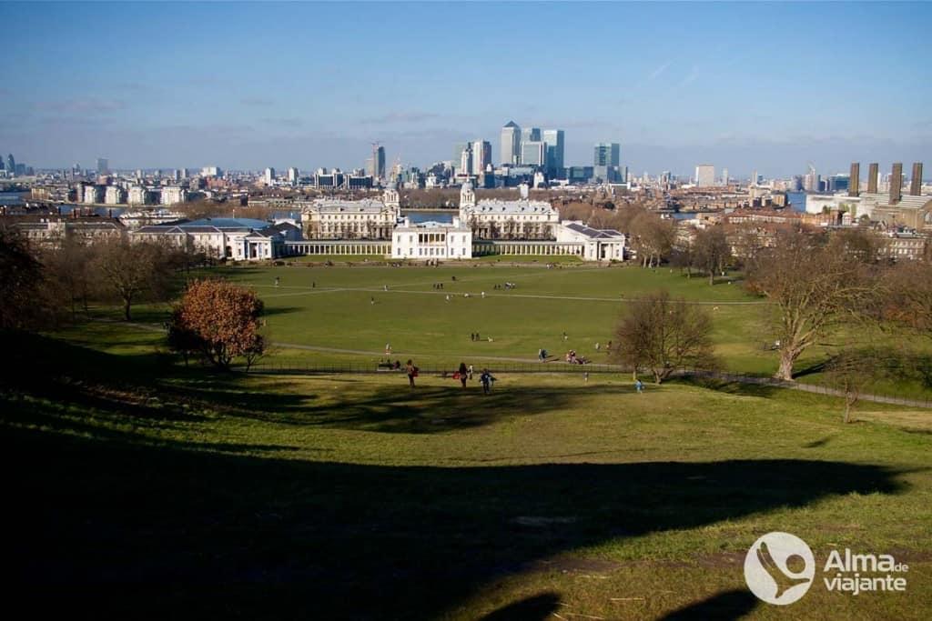 Áhugaverðir staðir í London: Greenwich Park