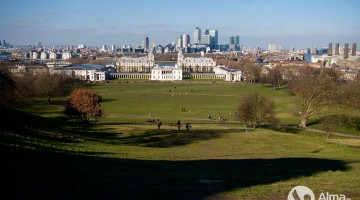 Greenwich Par, London, Englandi