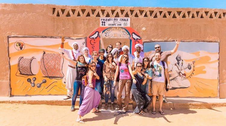 Grupas ceļojums Maroka