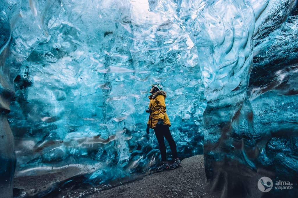 Breiðamerkurjökull, Islândia