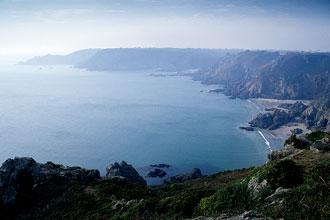 Ilha Guernsey, Canal da Mancha