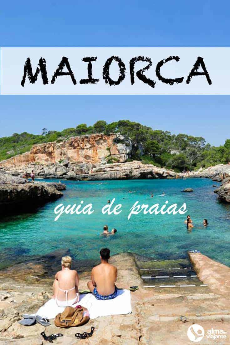 Guia sobre as melhores praias de Maiorca, nas ilhas Baleares.