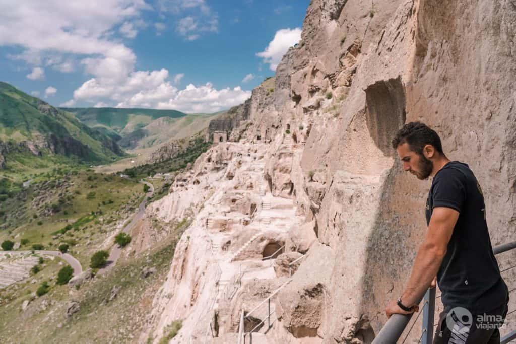 Cidade rupestre, Geórgia