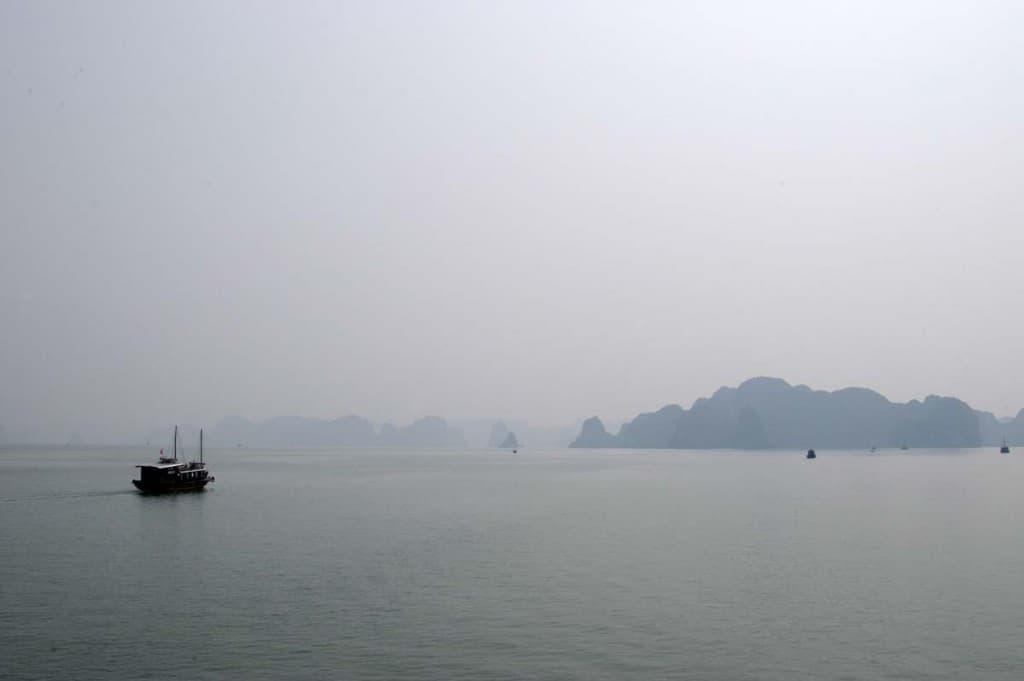 Halong Bay, Víetnam