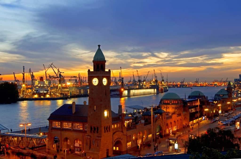 Património Mundial na Alemanha: Hamburgo