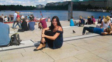 Hamburgo por quem lá vive: Andreia Freitas