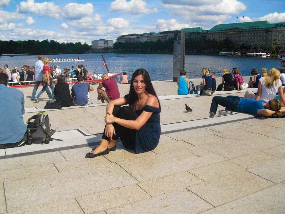 Viver em Hamburgo: Andreia Freitas