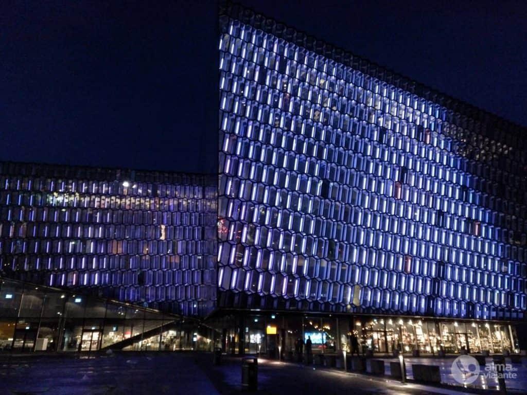 Centro de congressos de Reykjavík