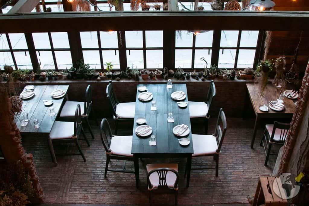 Restaurante Harvest BKK